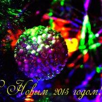 С наступающим Новым 2015 годом!!! :: Елена Нор