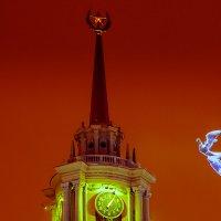 Ледовый городок   Екатеринбург :: Ежъ Осипов