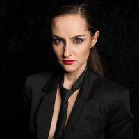 black suit 5 :: Аня Пименова