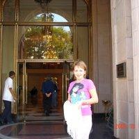 Лос-Анджелес. Отель. Красотка. :: Владимир Смольников