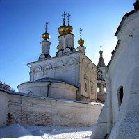 Богоявленская церковь. :: Лесо-Вед (Баранов)