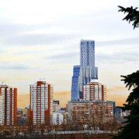 Небоскрёбы, небоскрёбы... :: Владимир Болдырев