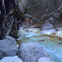 Лутра Позар, Греция :: Тамара