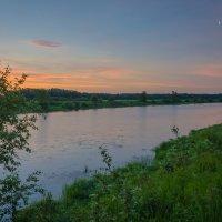 Краски летнего рассвета :: Валентин Котляров