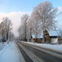 Зимнее утро :: Анатолий
