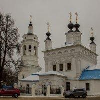 Церковь в Калуге :: Марина Назарова