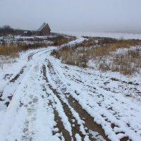 Дорога в зиму :: Валерий Талашов