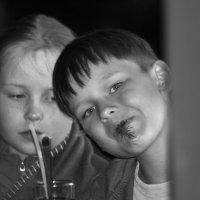 """Не подглядывай!!!"" :: Дмитрий Иншин"