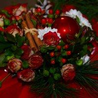 Новогодний букет!!!! :: סּﮗRuslan HAIBIKE Sevastyanovסּﮗסּ