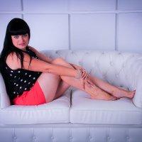 На диване :: Nataliya Oleinik