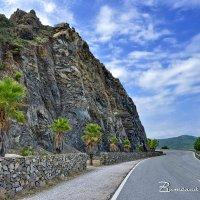 Серпантинами Андалусии.  Испания :: Виталий Половинко