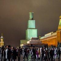 Новый вид Спасской башни :: Elena Ignatova