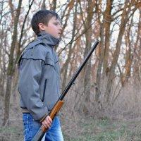 Юный охотник :: palmer72 Будник
