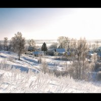 зима :: Сильвия Михеева