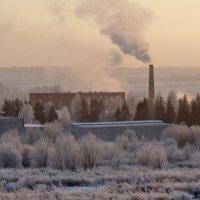 Наш молочный завод :: Валерий Талашов