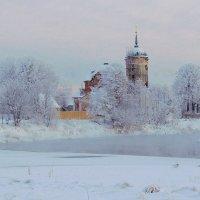 Николо-Столпенский монастырь.п БелыйОмут :: Павлова Татьяна Павлова