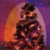 Новый Год приходит в дом :: Мария Климова