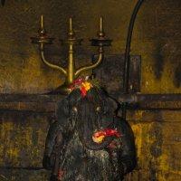 Ганеша в храме :: Светлана Фомина