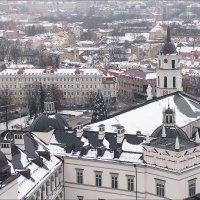 Первое января 2015 года. Вильнюс :: Виктор (victor-afinsky)