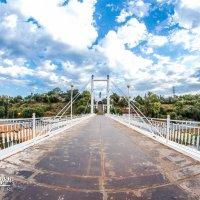Пешеходный мост :: Андрей Косых