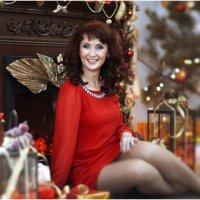 Новогодний фотосет :: Светлана Пузикова