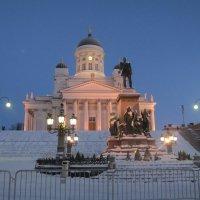 Никольский собор в Хельсинки :: Людмила