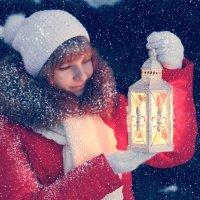Новогоднее желание :: Наталия Давыдова