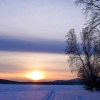 Угасающий день :: Светлана Игнатьева
