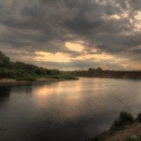 На рыбалке :: Алексадр Мякшин