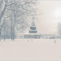 снегопад :: Евгений Никифоров