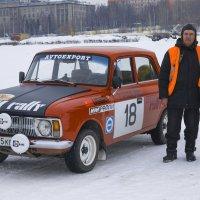 Легенды авто и мотоспорта :: Владимир Максимов