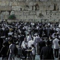 У стены плача в  Иерусалиме-ליד הקוטל בירושליים :: Shmual Hava Retro