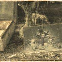Старая открытка... :: Валентина Колова