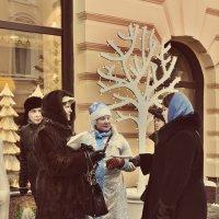 Да не верю я в эти сказки... :: Ирина Данилова