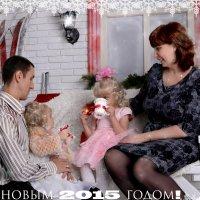 С новым годом! :: Александр Ермолаев