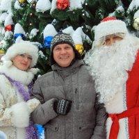 В Новый год :: Владимир Карманов