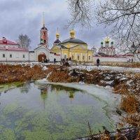 Свято-Троицкий Варницкий монастырь :: Илья Шипилов