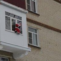 Дед Мороз в окно стучится ... :: - AVD -