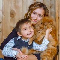 Киииса... :: Татьяна Калинкина