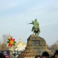 На Софиевской площади. Киев. :: Люда Валяшки