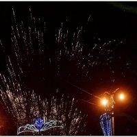 Новогодний салют в Севастополе :: Кай-8 (Ярослав) Забелин