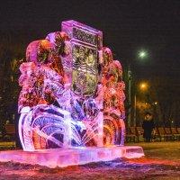 Новогодние орнаменты :: юрий Амосов