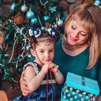 Новогоднее настроение :: Ксения Базарова