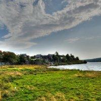 Река Тура в низовьях :: Борис Соловьев