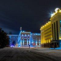 Челябинск. Ночь. :: Марк