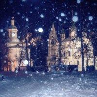 Зимний вечер :: Татьяна