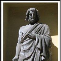 Дедал. Daidalos. Скульптура украшающая здание нового Эрмитажа. :: muh5257