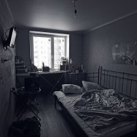 Помятое утро. :: Тата Казакова