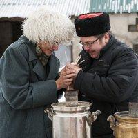 У самовара... :: Владимир Питерский