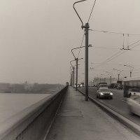 Мост Александра Невского :: Сергей Еремин